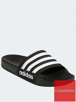 adidas-adilette-shower-sliders-blackwhite