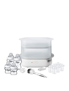 Tommee Tippee Electric Steriliser Set