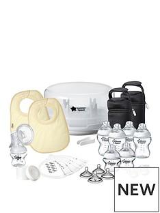 Tommee Tippee Microwave Steriliser Kit