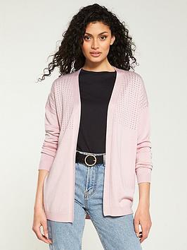 v-by-very-mesh-panel-edge-to-edge-cardigan-blush-pink