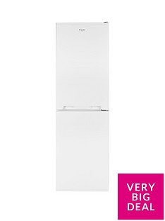 Candy CVS1745WK 55cm Wide Fridge Freezer - White