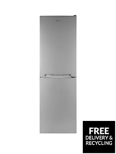 candy-cvs1745sk-55cmnbspwide-fridge-freezer-silver