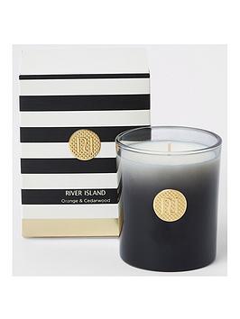 river-island-scented-monochrome-candle-ndash-orange-and-cedarwood