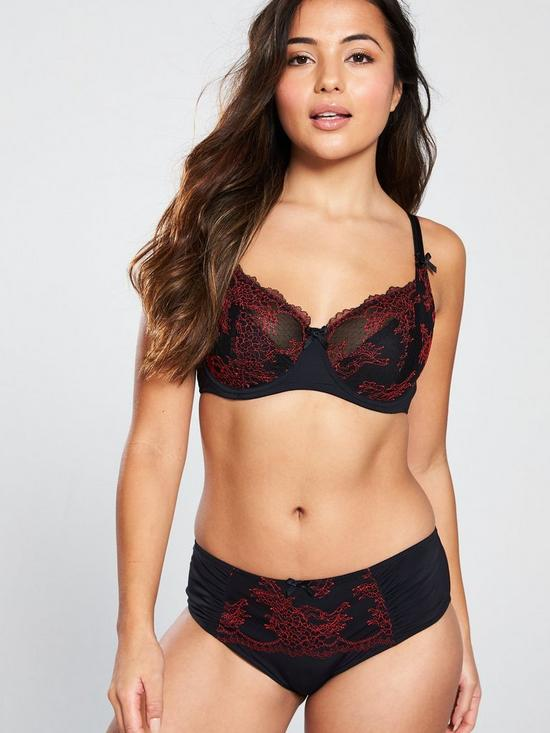 97b66fd7d1 Pour Moi Tattoo Underwired Bra