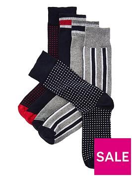 river-island-vertical-stripe-socks-5pp