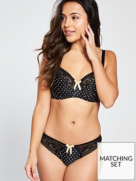 pour-moi-madison-brazilian-brief-black-gold