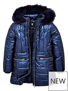 81df9ee69274 Girls Coats | Girls Jackets | Next Day Delivery | Very.co.uk