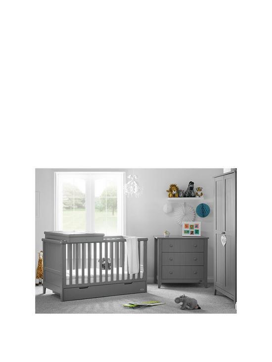 Obaby Belton 3 Piece Nursery Furniture Set