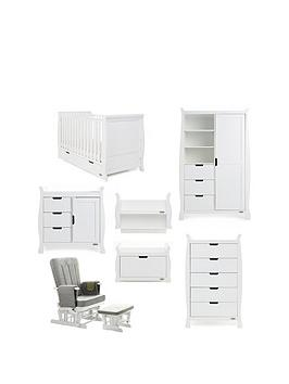 obaby-obaby-stamford-classic-sleigh-7-piece-nursery-furniture-set