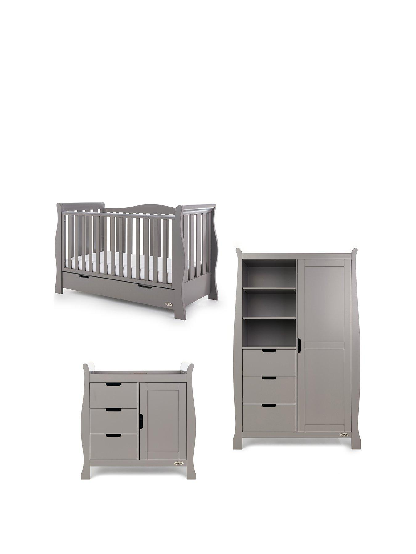 Nursery Furniture Group 6 Piece Set