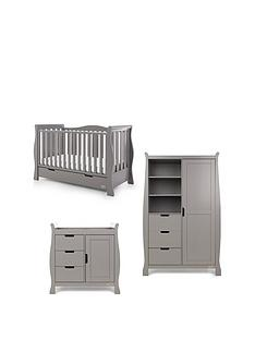 obaby-stamford-luxenbspsleigh-3-piece-nursery-furniture-set