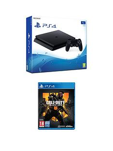 playstation-4-1tb-black-slim-console-with-call-of-duty-black-ops-4-andnbspoptional-extras