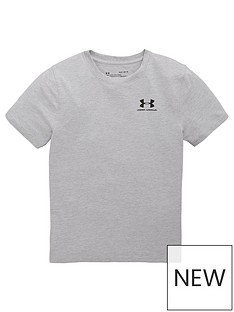 under-armour-boys-cotton-short-sleeve-t-shirt-greyblack