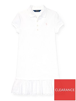 ralph-lauren-girls-lace-hem-polo-dress-white