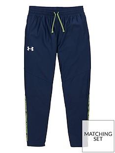 buy popular 2c1b4 0b996 UNDER ARMOUR Boys Prototype Pants - Navy