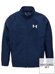 under-armour-boys-prototype-full-zip-top-navy