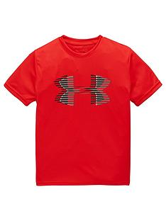 under-armour-boys-tech-big-logo-solid-short-sleeve-t-shirt-red