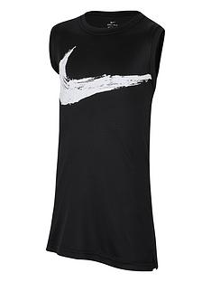 nike-boys-sleeveless-dry-top-black