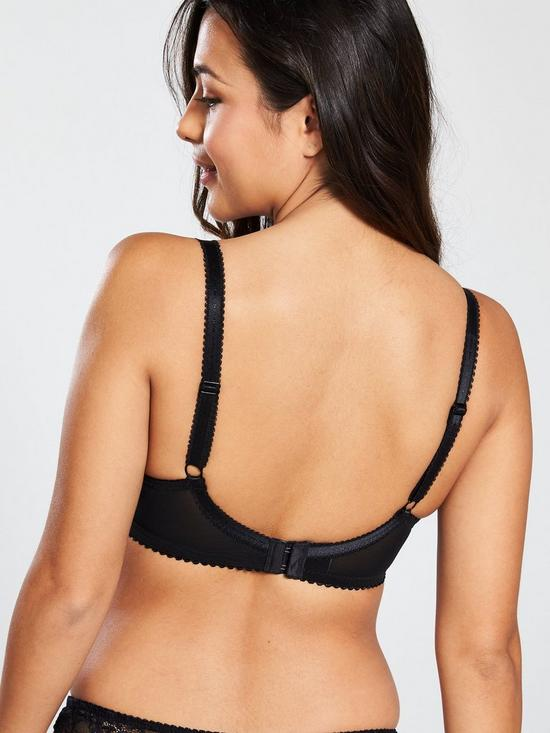 8fa82ab677 ... Pour Moi Madison Underwired Bra - Black Gold. View larger