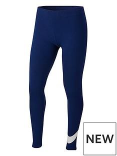 f75688caa22 Nike Girls Nsw Favourites Swoosh Tight