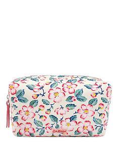 f56ec75f660f Cath Kidston Box Cosmetic Bag - Climbing Blossom