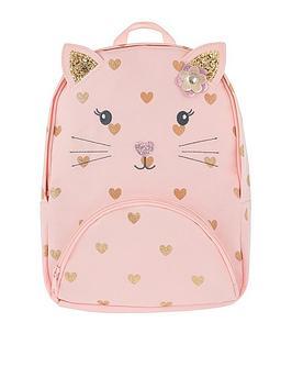 accessorize-katrina-cat-nylon-backpack