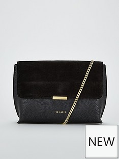 ted-baker-lisa-suede-bar-detail-cross-body-bag-black