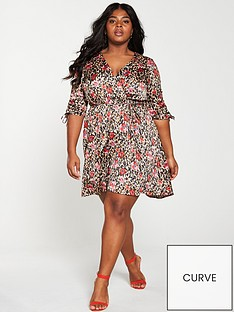 5f207fc5c833 Plus Size Dresses | Shop Plus Size Party Dresses | Very.co.uk