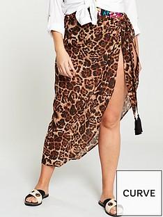 v-by-very-curve-sarong-skirt-animal-print