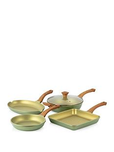 tower-olive-lite-4-piece-pan-set