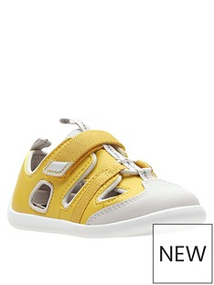 6932bf431d16 Clarks Play Bright Toddler Sandal