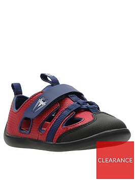 clarks-spiderman-play-sandal