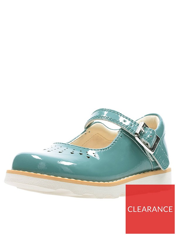 Toddler Crown Jump Shoes Teal