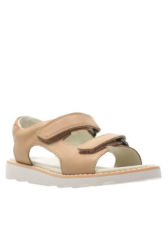 5841a2036 Crown Root Sandal