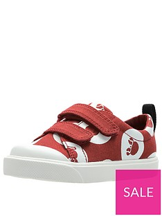 clarks-minnie-mouse-toddler-polkalo-canvas-plimsoll