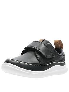 d43120848682 Clarks Cloud Ember Toddler Strap Shoe