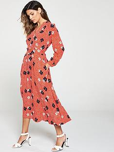 whistles-confetti-floral-print-midi-dress-red-multi