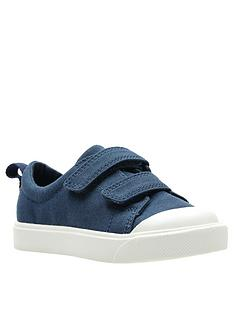 clarks-toddler-city-flare-lo-canvas-plimsoll-navy