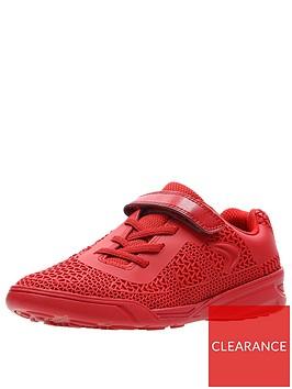 clarks-awardblaze-junior-trainers-red