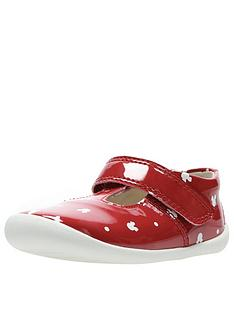 clarks-minnie-mouse-roamer-polka-first-shoe