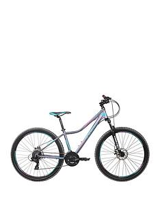 Indigo Cascadia Alloy Ladies Mountain Bike 15 inch Frame