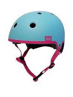 FERAL Park Helmet 54-58cm Blue/Pink