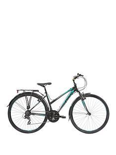 Indigo Verso C Ladies Hybrid Bike 15 inch Frame