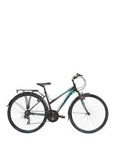 Indigo Verso C Ladies Hybrid Bike 18 inch Frame