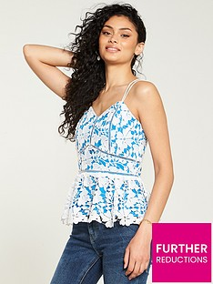 59b0dabb8ab4 Going Out Tops   V by very   Blouses & shirts   Women   www.very.co.uk