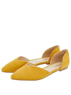 accessorize-knightsbridge-two-part-pointed-shoes-yellow