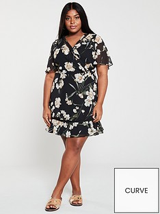 e6987cfb7d Plus Size Dresses | Shop Plus Size Party Dresses | Very.co.uk