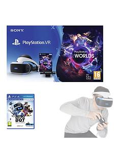 playstation-vr-starter-pack-with-astrobot-rescue-mission-and-optional-move-controller