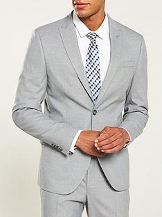 river-island-melange-grey-jacket