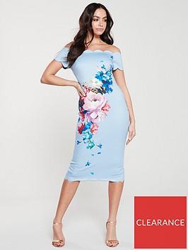 ted-baker-hailly-raspberry-ripple-bardot-dress-light-blue